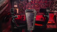 Pilot, Kopilot  – und dahinter der Entführer: Im Cockpit spielten sich damals Dramen ab.