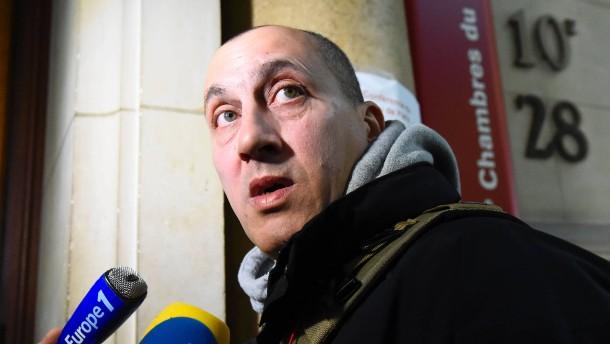 Pariser Kunstdieb Vjeran Tomic zu 8 Jahren Haft verurteilt