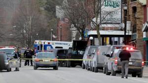 Polizei tötet Amok-Schützen