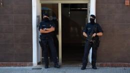 Bewaffneter bei Angriff auf Polizeiwache in Barcelona getötet