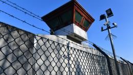 Entflohener Häftling in Belgien gefasst