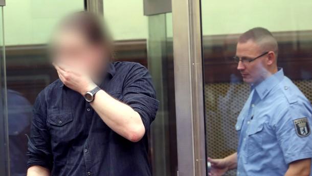Angeklagter verteidigt Geiselnahme in ICE