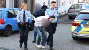 Ermittlungen wegen Mordes nach Irrfahrt durch Fußgängerzone