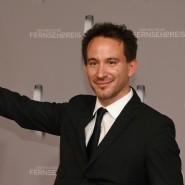 Regisseur Marcel Mettelsiefen mit dem Deutschen Fernsehpreis: Gewinnt er auch bei den Oscars?