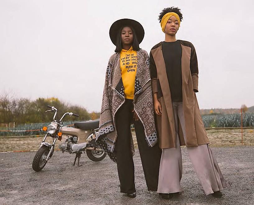 """""""Uns geht es um Inklusion und nicht darum, Unterschiede zu betonen. Mode verbindet. Wir alle lieben sie."""""""
