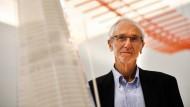 Renzo Piano hat einen Entwurf für die neue Autobahnbrücke in seiner Heimatstadt Genua veröffentlicht.