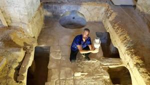 Wie Uri Geller eine alte Seifenfabrik entdeckte