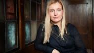 Die Schauspielerin Nadja Uhl sieht sich selbst nicht als Heldin, ist aber froh darüber, in einem Land zu leben, wo man seine Meinung sagen kann.