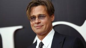 Brad Pitt lässt Wasser