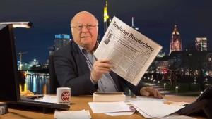 Blüm will mit täglicher Late-Night-Show ins TV