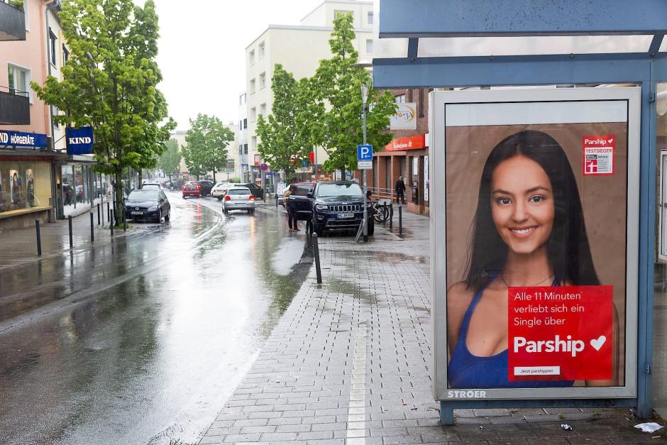 Werbung 2017 model parship Wie heißt