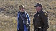 Shailene Woodley bei Pipeline-Demo festgenommen