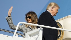 Die First Lady der textilen Unverschämtheiten