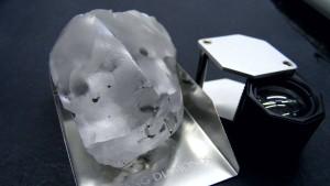 Riesen-Diamant aus Lesotho für 40 Millionen Dollar verkauft