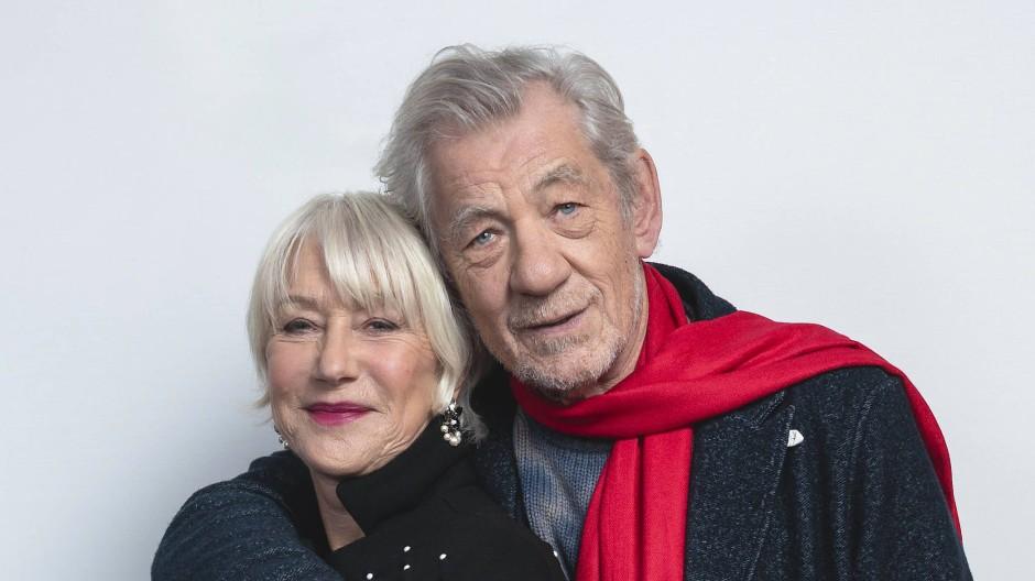 Helen Mirren und Ian McKellen