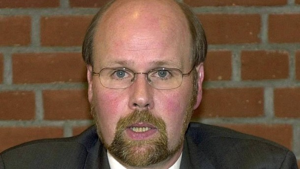 Ehemaliger Innenstaatssekretär identifiziert