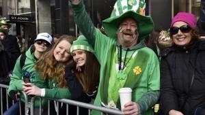 Paddy soll den Iren helfen