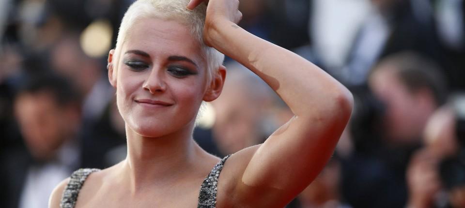 Kurze Haare Stehen Bei Frauen Für Selbstbestimmung