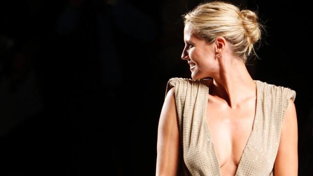 Gehalt Model Fashion Week