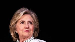 Hillary Clinton hielt zu Weinstein