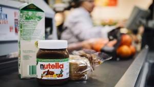 Haft wegen Nutella-Streit