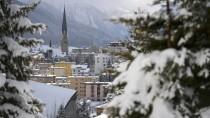 Davos in der Schweiz: Während des Weltwirtschaftsforums wird das Dorf zur Hochsicherheitszone.