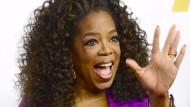 Moderatorin Oprah Winfrey ist nicht an einer Kandidatur zur Präsidentschaftswahl interessiert.