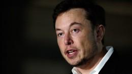 Elon Musk beschimpft Höhlentaucher als Pädophilen
