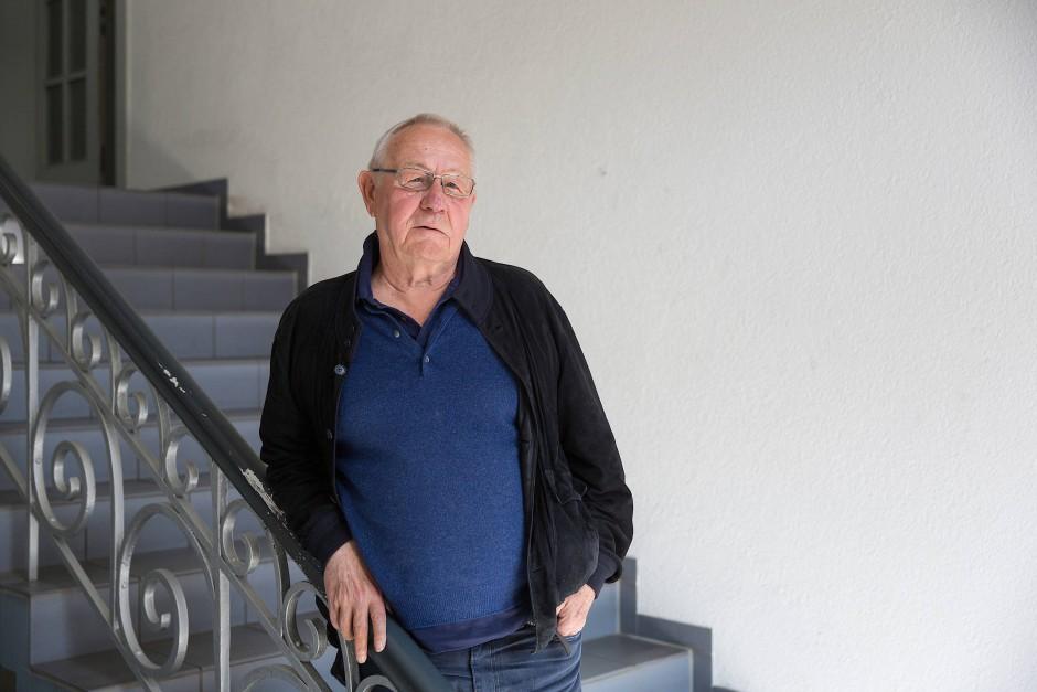 """Der Veteran: Angefangen hat Maiwald bei der """"Sendung mit der Maus"""", als Willy Brandt noch Bundeskanzler war. Ans Aufhören denkt er nicht."""