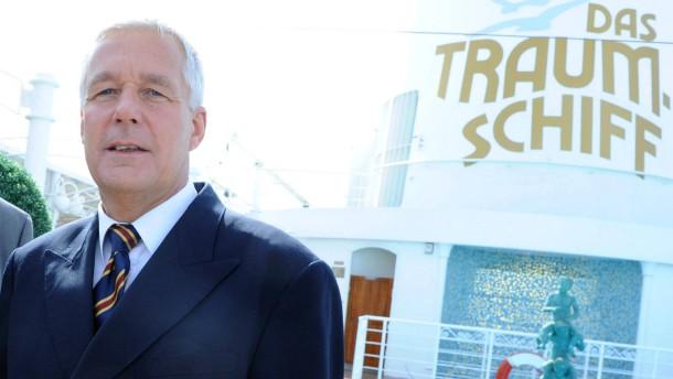 Ex-Traumschiff-Kapitän Andreas Jungblut