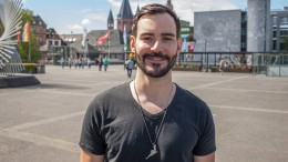 Unser Mann für Mr. Gay World