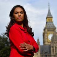"""""""Sieg der Demokratie"""": Gina Miller im Januar in London"""