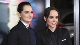 """""""Juno""""-Star outet sich als transsexuell"""