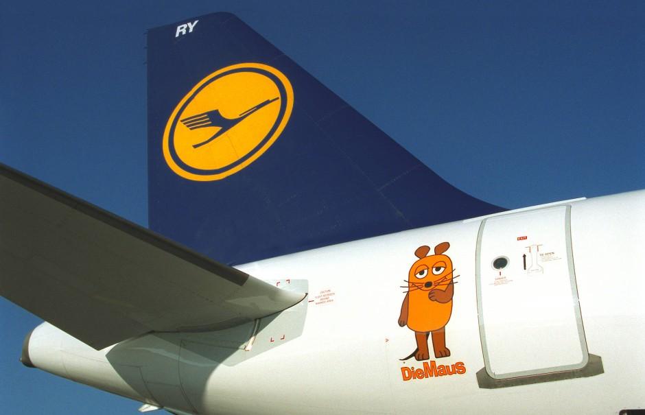 Seit 46 Jahre ist die Maus auf Sendung. Inzwischen hat sie es auch auf einen Flieger der Lufthansa geschafft.