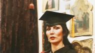 Die sowjetische Wunderheilerin Dschuna im Jahr 1989