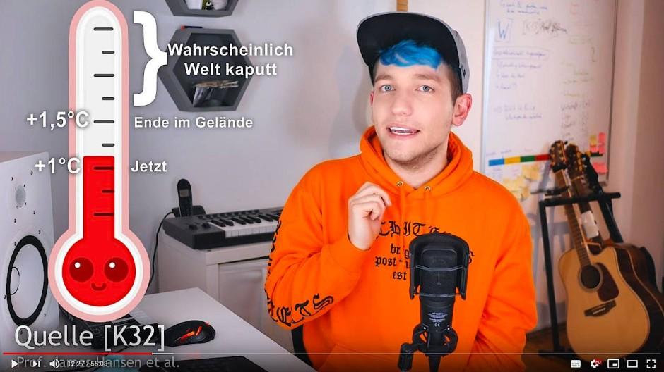 Erfolgreiche Zerstörung? Rezos Abrechnung mit der CDU war 2019 das meistgesehene Video auf Youtube.