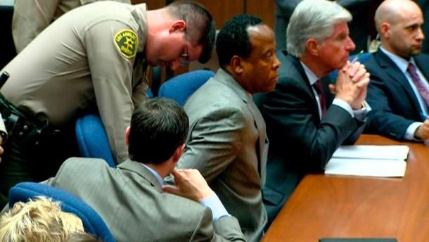 Conrad Murray schuldig gesprochen