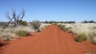 Unwirtlich: Das australische Outback kann zur Todesfalle werden.