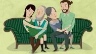 Gute Beziehungen zwischen Eltern und ihren erwachsenen Kindern sind nicht selbstverständlich.