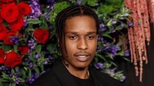Asap Rocky will Kleidung für schwedische Häftlinge spenden