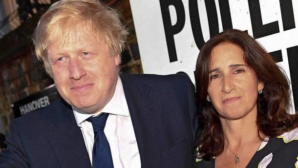 Boris Johnson lässt sich scheiden