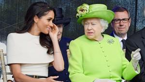 Königin Elisabeth gratuliert Meghan zum 40.