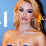 Macht sie aus Prinz Harry den nächsten Rainer Brüderle? Das Model Anastasia Guseva.