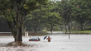 "Hurrikan ""Lane"" steuert auf Hawaii zu"