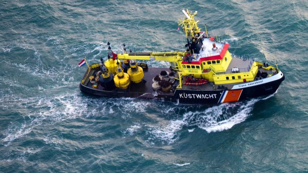 Fifth victim found from sunken ship in North Sea