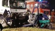 Frau stirbt bei Unwetter in Süddeutschland