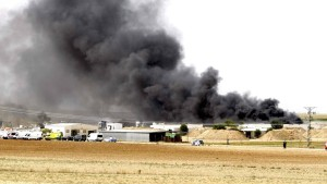 Mindestens fünf Tote bei Explosion in Feuerwerksfabrik