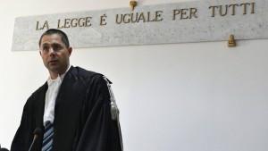 Es hagelt Kritik am Urteil von L'Aquila
