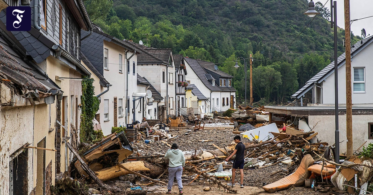 Gemeinden im Ahrtal: Der Marathon des Wiederaufbaus