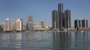Radioaktive Schadstoffe könnten in den Detroit River gelangt sein